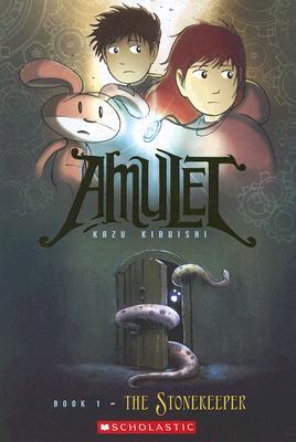 Amulet: Book 1 (Signed!), Kibuishi, Kazu