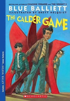 The Calder Game, Blue Balliett