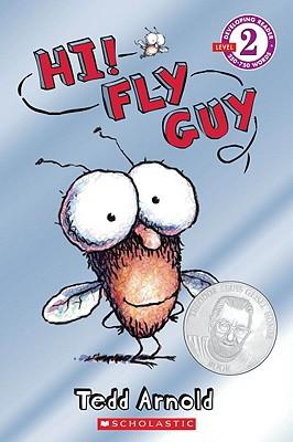 Image for HI! FLY GUY (SCHOLASTIC READER, LEVEL 2)