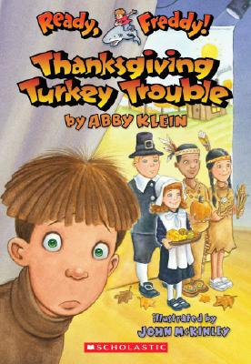 Image for Thanksgiving Turkey Trouble (Ready, Freddy!)