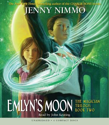 Image for Emlyn's Moon (Magician Trilogy (Scholastic))