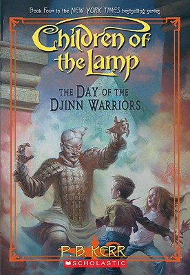 Image for Children of the Lamp #4: Day of the Djinn Warriors