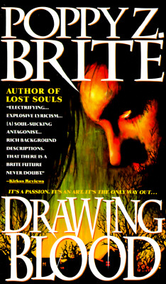 Drawing Blood, POPPY Z. BRITE