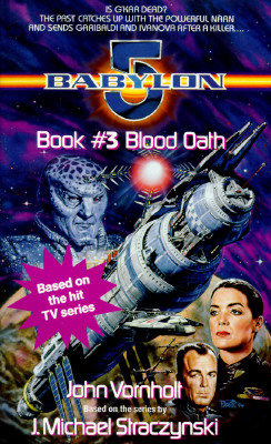 Image for Blood Oath: Babylon 5, Book #3