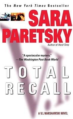 Total Recall, SARA PARETSKY