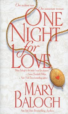 One Night for Love, MARY BALOGH