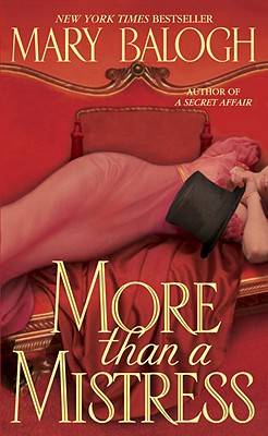 More than a Mistress, MARY BALOGH