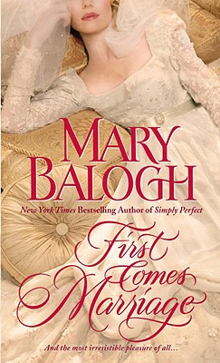 First Comes Marriage, MARY BALOGH