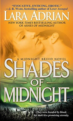 Image for SHADES OF MIDNIGHT MIDNIGHT BREED NOVEL