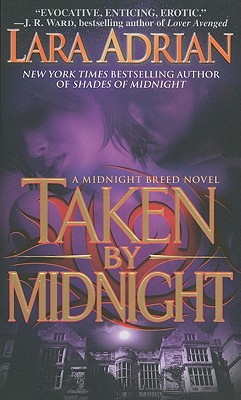 Image for TAKEN BY MIDNIGHT MIDNIGHT BREED NOVEL
