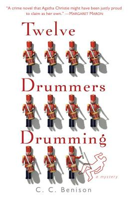 TWELVE DRUMMERS DRUMMING (FATHER TOM CHRISTMAS, NO 1), BENISON, C.C.