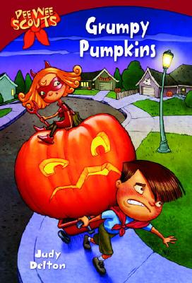 Image for Pee Wee Scouts: Grumpy Pumpkins (A Stepping Stone Book(TM))