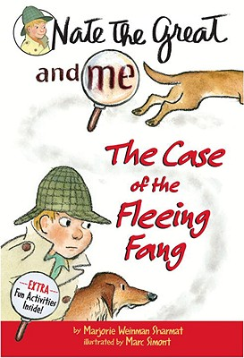 NATE THE GREAT AND ME: THE CASE OF THE FLEEING FANG, SHARMAT, MARJORIE WEINMAN