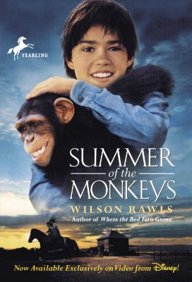 Summer of the Monkeys, Wilson Rawls