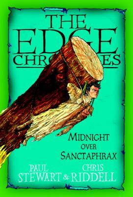 Image for Edge Chronicles: Midnight Over Sanctaphrax (The Edge Chronicles)