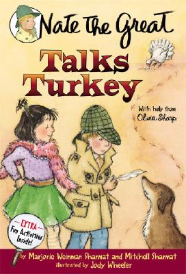 NATE THE GREAT TALKS TURKEY, SHARMAT, MARJORIE WEINMAN