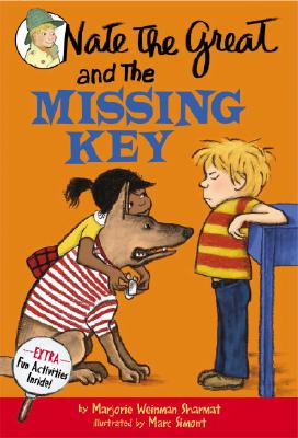 Image for Nate The Great And The Missing Key (Nate The Great, paper)