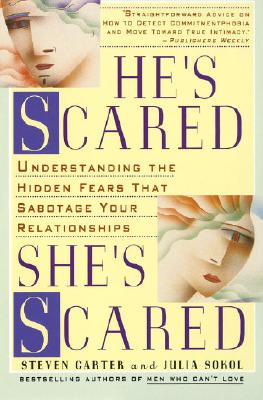 Image for HE'S SCARED SHE'S SCARED