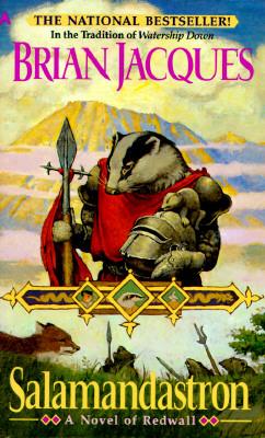 Image for Salamandastron: A Novel of Redwall