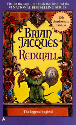 Redwall: 30th Anniversary Edition, Jacques, Brian