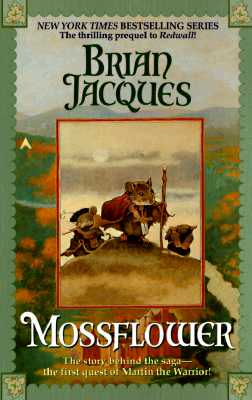 Mossflower (Prequel to Redwall), Jacques, Brian