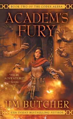 Academ's Fury (Codex Alera), JIM BUTCHER