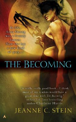 Image for BECOMING, THE ANNA STRONG, VAMPIRE