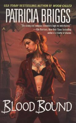 Image for Blood Bound (Mercy Thompson, Book 2)