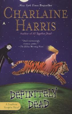 Definitely Dead: Original Mm Art, Harris, Charlaine