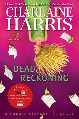 DEAD RECKONING SOOKIE STACKHOUSE 11, HARRIS, CHARLAINE