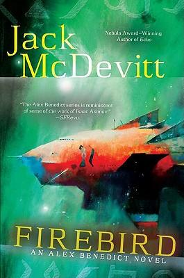 Image for Firebird (An Alex Benedict Novel)