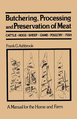 Image for Butchering, Processing and Preservation of Meat: A Manual for the Home and Farm