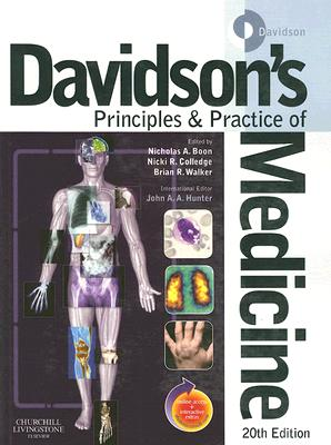 Image for Davidson's Principles And Practice of Medicine