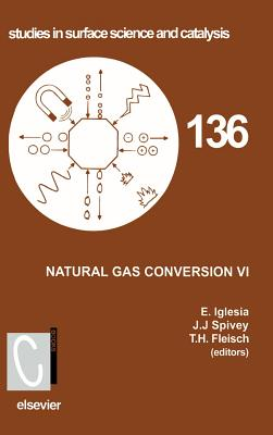 Natural Gas Conversion VI, Volume 136 (Studies in Surface Science and Catalysis)