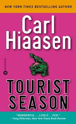 Tourist Season, CARL HIAASEN