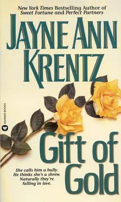"""Gift of Gold, """"Krentz, Jayne Ann"""""""