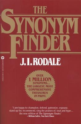 Image for The Synonym Finder