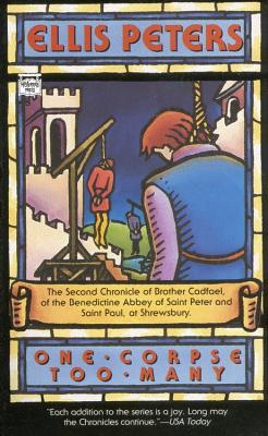 One Corpse Too Many (Chronicles of Brother Cadfael), Peters, Ellis