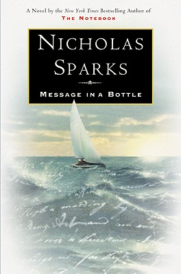 Image for Message in a Bottle  **Signed 1st Ed /1st Printing +Photo**