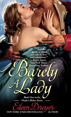 Image for Barely a Lady