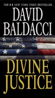 Divine Justice (Camel Club Series), Baldacci, David