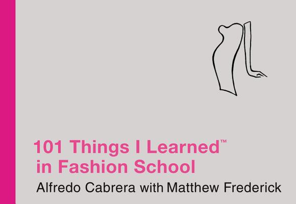 Image for 101 Things I Learned in Fashion School