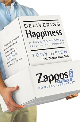 DELIVERING HAPPINESS, HSIEH, TONY