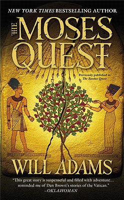 Image for The Moses Quest