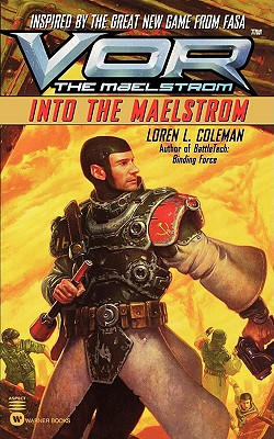 Image for VOR:INTO THE MALESTROM