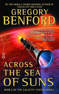 Image for Across the Sea of Suns (Book 2 of The Galactic Center)