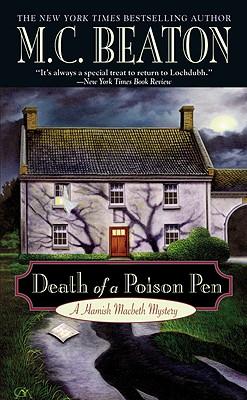 Death of a Poison Pen, Beaton, M.C.