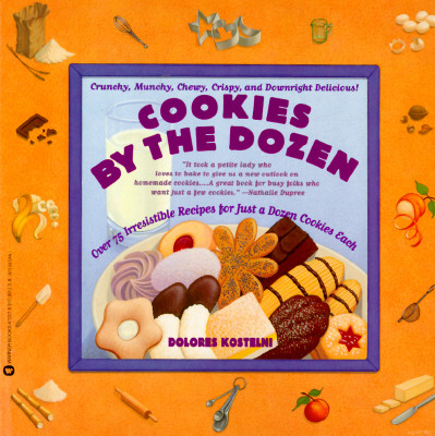 Image for Cookies by the Dozen