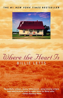 Where the Heart Is (Oprah's Book Club), Letts, Billie