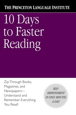 Image for 10 Days to Faster Reading